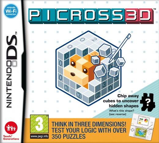 Picross 3D til DS