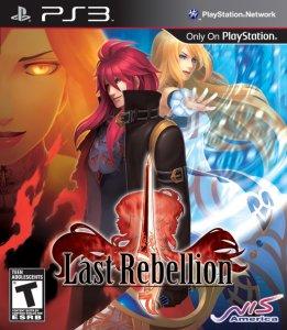 Last Rebellion til PlayStation 3