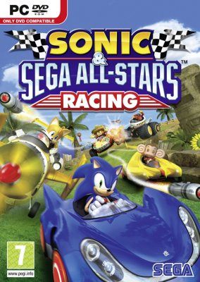 Sonic & Sega All-Stars Racing til PC