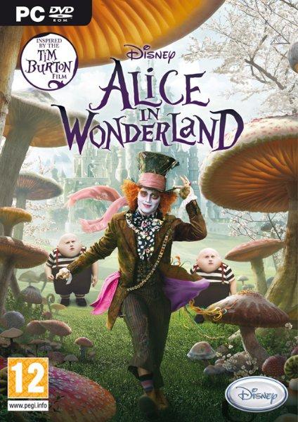 Alice in Wonderland til PC