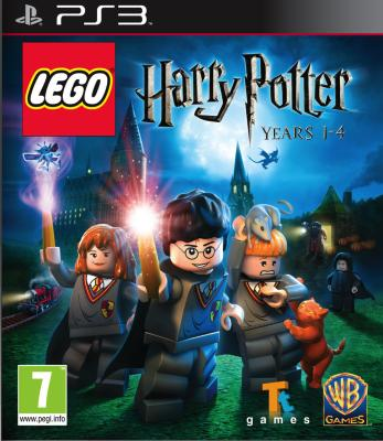 LEGO Harry Potter: Years 1-4 til PlayStation 3