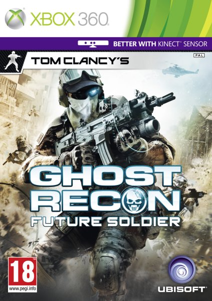 Tom Clancy's Ghost Recon: Future Soldier til Xbox 360