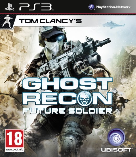 Tom Clancy's Ghost Recon: Future Soldier til PlayStation 3