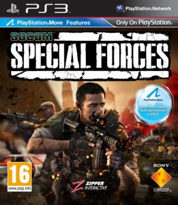 SOCOM: Special Forces til PlayStation 3
