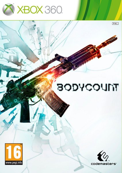 Bodycount til Xbox 360