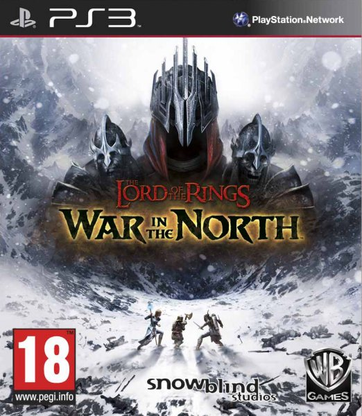 The Lord of the Rings: War in the North til PlayStation 3