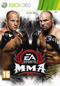EA Sports MMA til Xbox 360