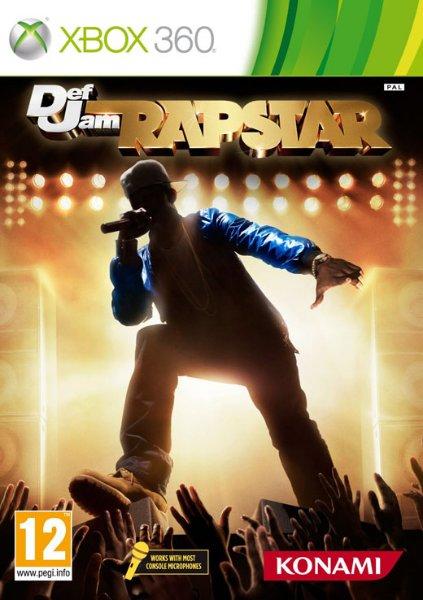 Def Jam Rapstar til Xbox 360