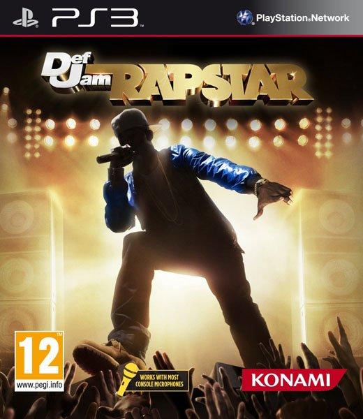 Def Jam Rapstar til PlayStation 3
