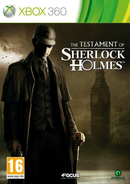 The Testament of Sherlock Holmes til Xbox 360
