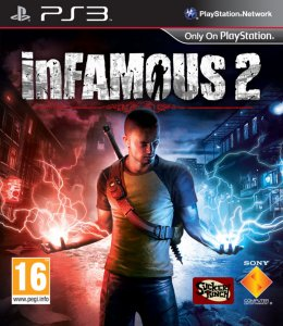 Infamous 2 til PlayStation 3