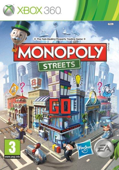 Monopoly Streets til Xbox 360
