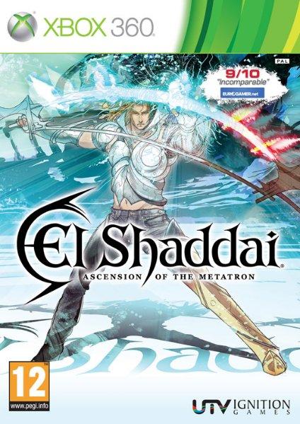 El Shaddai: Ascension of the Metatron til Xbox 360