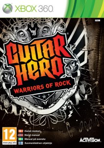 Guitar Hero: Warriors of Rock til Xbox 360