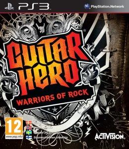 Guitar Hero: Warriors of Rock til PlayStation 3
