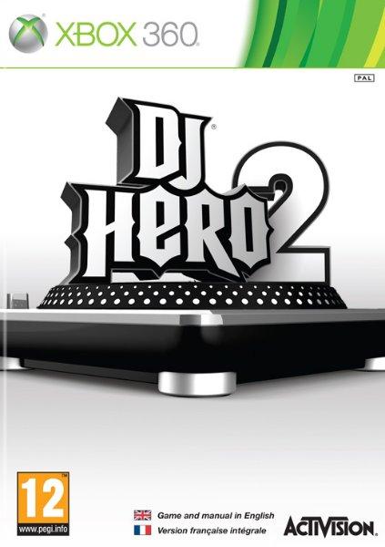 DJ Hero 2 til Xbox 360