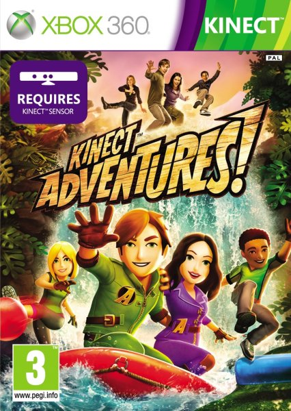 Kinect Adventures til Xbox 360