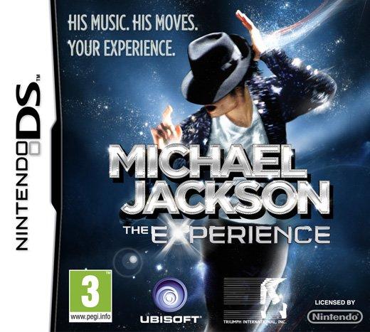 Michael Jackson: The Experience til DS