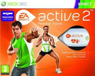 EA Sports Active 2.0 til Xbox 360