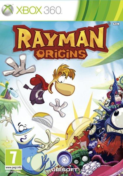 Rayman Origins til Xbox 360