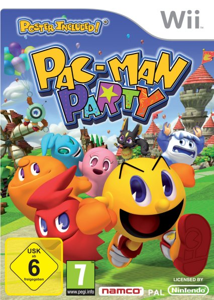 Pac-Man Party til Wii