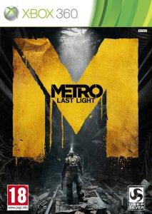 Metro: Last Light til Xbox 360