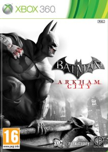 Batman: Arkham City til Xbox 360