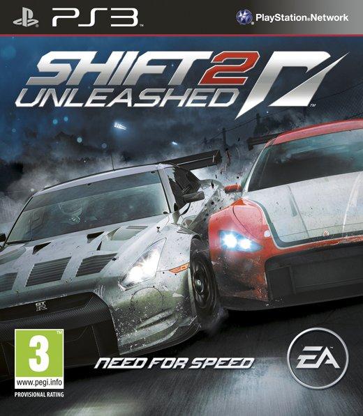 Shift 2 Unleashed til PlayStation 3
