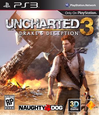 Uncharted 3: Drakes Deception til PlayStation 3