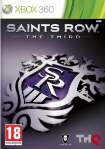 Saints Row: The Third til Xbox 360