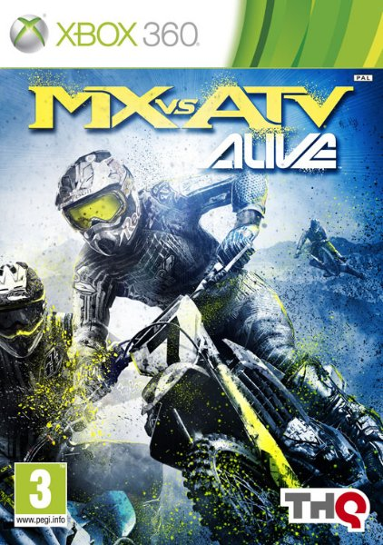 MX vs. ATV Alive til Xbox 360