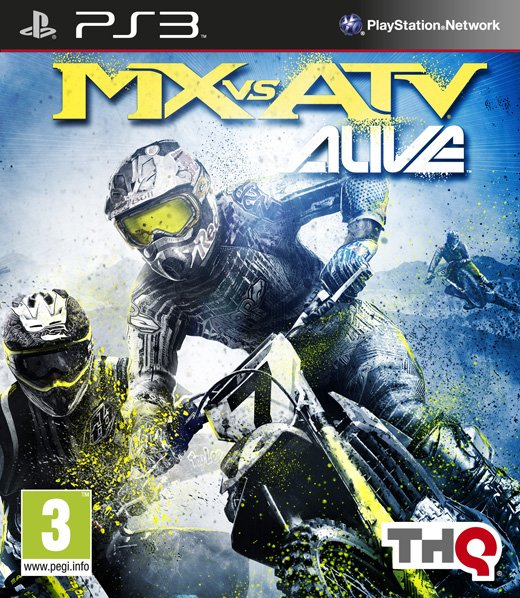 MX vs. ATV Alive til PlayStation 3