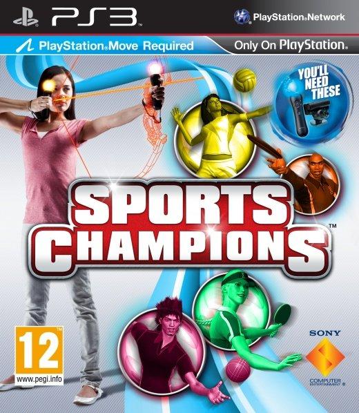Sports Champions til PlayStation 3