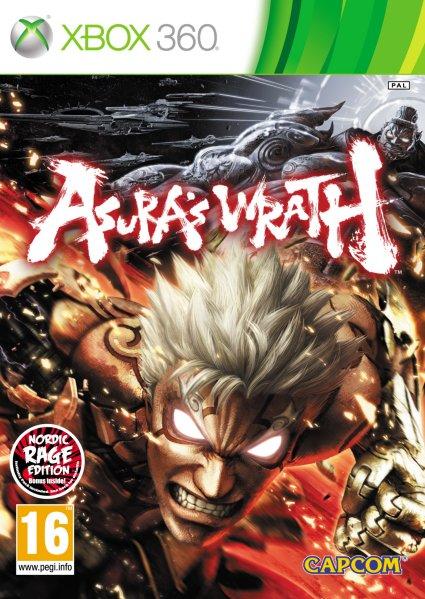 Asura's Wrath til Xbox 360