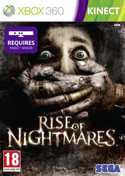 Rise of Nightmares til Xbox 360