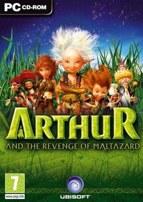 Arthur and the Revenge of Maltazard til PC