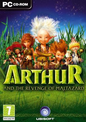 Arthur and the Revenge of Maltazard til PC