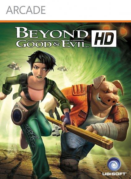 Beyond Good & Evil HD til Xbox 360