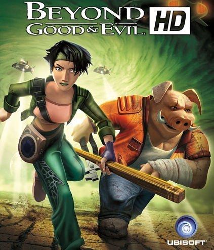 Beyond Good & Evil HD til PlayStation 3