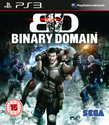 Binary Domain til PlayStation 3