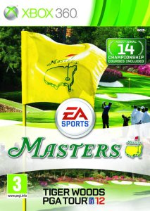 Tiger Woods PGA Tour 12 til Xbox 360