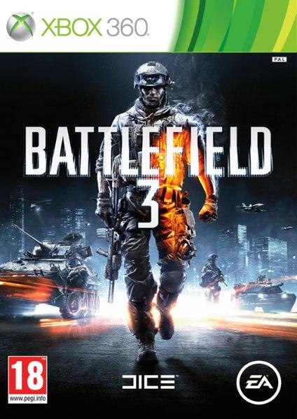 Battlefield 3 til Xbox 360