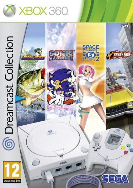 Dreamcast Collection til Xbox 360