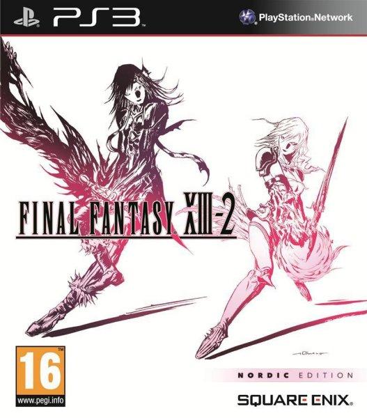 Final Fantasy XIII-2 til PlayStation 3
