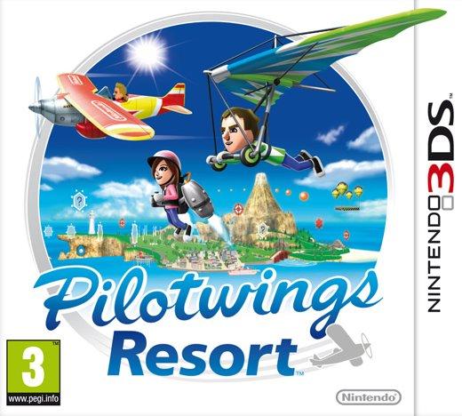 Pilotwings Resort til 3DS