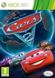Cars 2: The Video Game til Xbox 360
