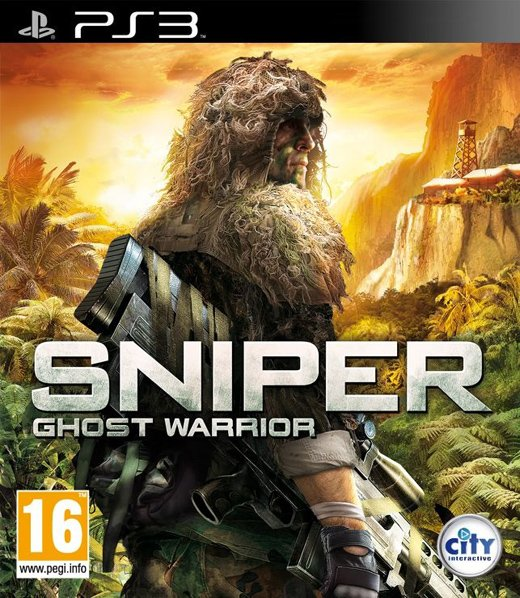 Sniper: Ghost Warrior til PlayStation 3