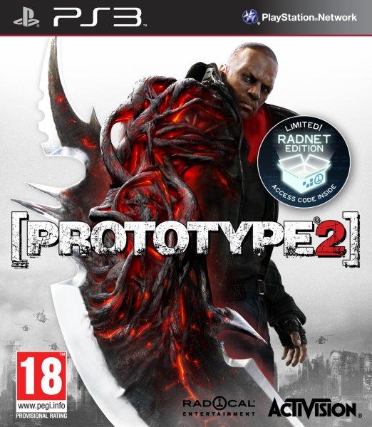 Prototype 2 til PlayStation 3