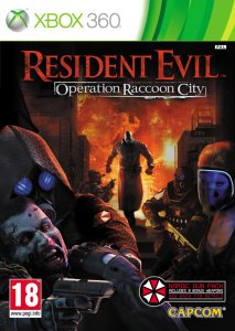 Resident Evil: Operation Raccoon City til Xbox 360