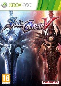 Soulcalibur V til Xbox 360